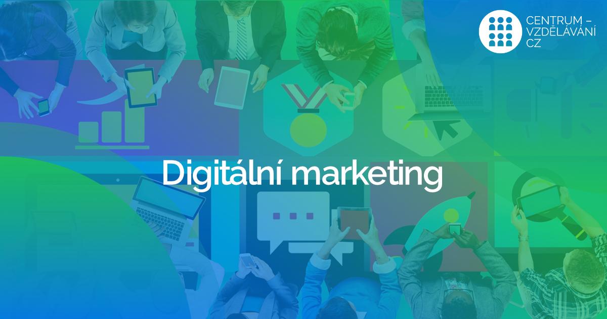 Digitální marketing – nový trend v marketingu