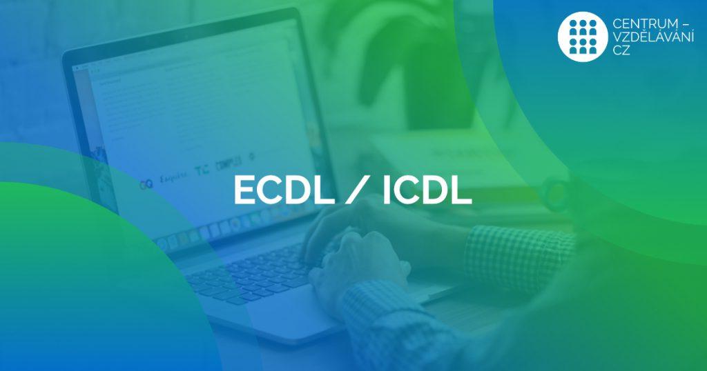 ECDL / ICDL - naše školení a testy