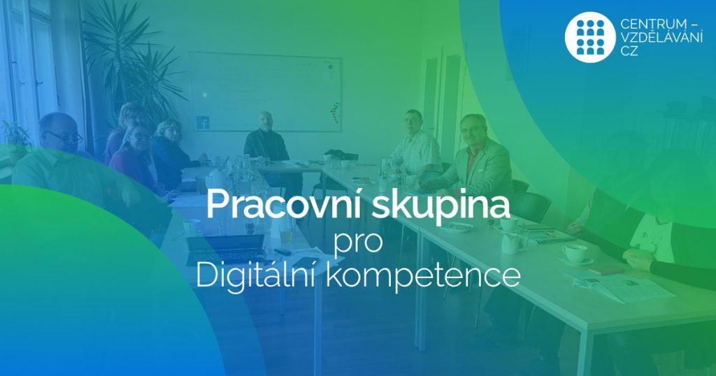 """Byla založena """"Pracovní skupina pro Digitální kompetence"""""""