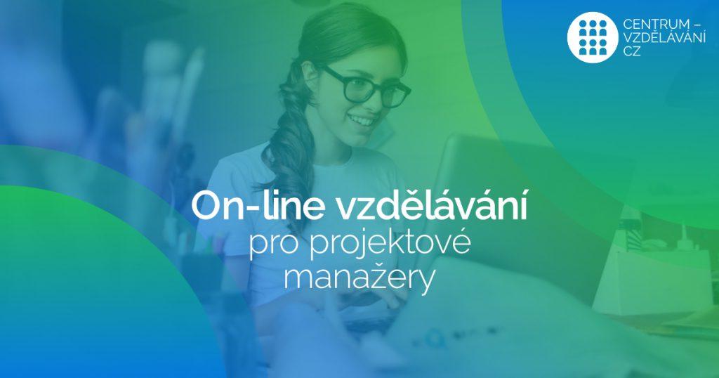 On-line vzdělávání nejen pro projektové manažery