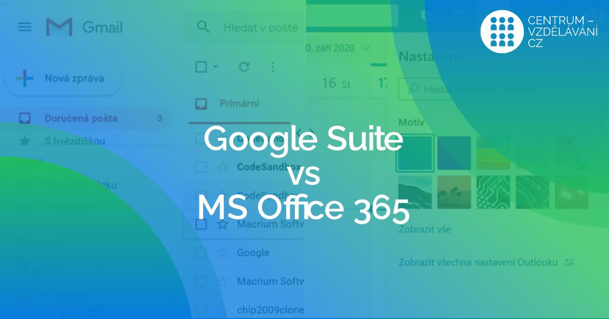 DVPP Google Suite vs Microsoft Office 365