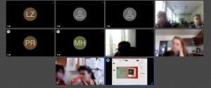 DVPP první online školení ICT po kontrole MŠMT