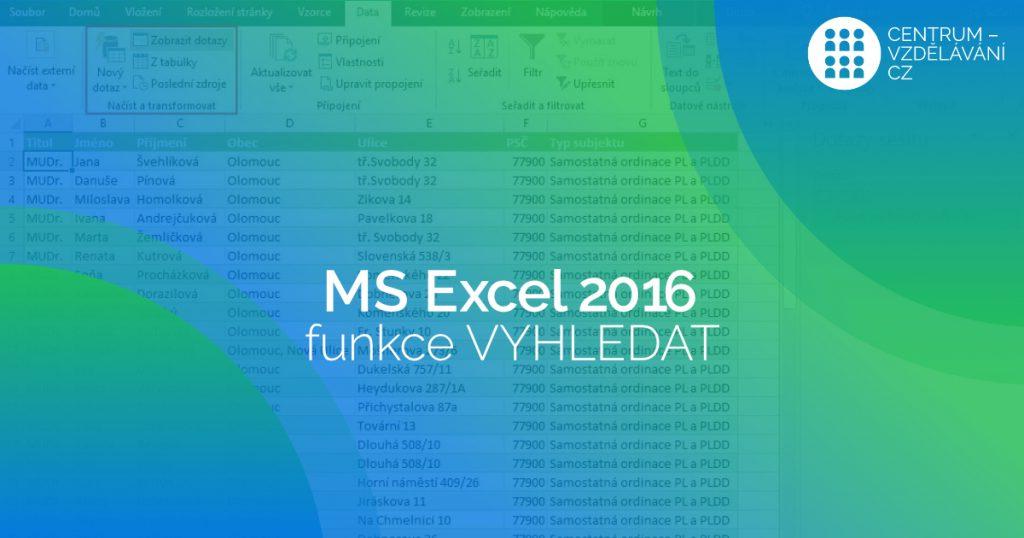 Excel-funkce-vyhledat