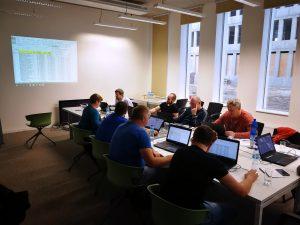 Firemní školení v oblasti IT - Brno