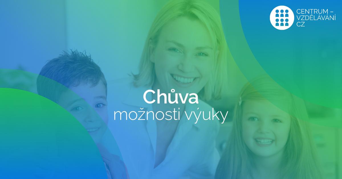 Kurz Chůva pro děti do zahájení povinné školní docházky a jeho různé možnosti absolvování