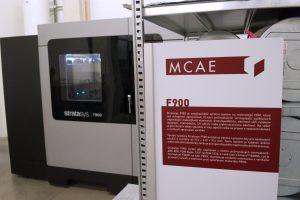 Studium MBA - 3D technologie