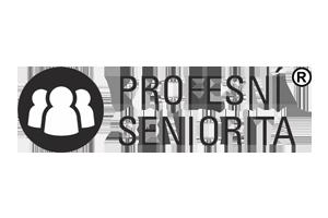 Profesní seniorita - logo